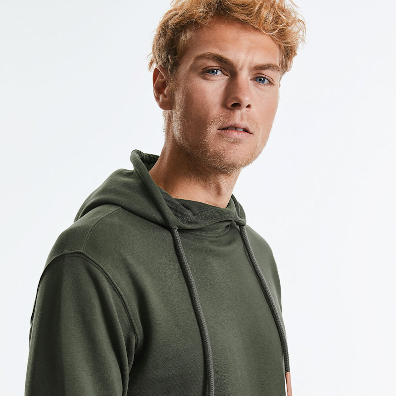 Organic Hoodies for Printing and Embroidery - Russell 209M