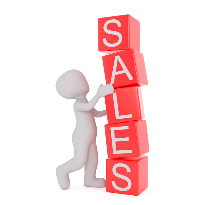Starting a T-Shirt Business - Sales