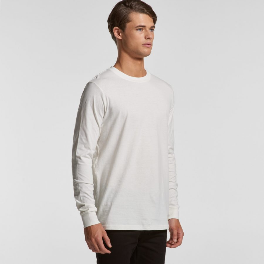 Best Workwear T-Shirts for Printing - ASColour Organic LS t-shirt