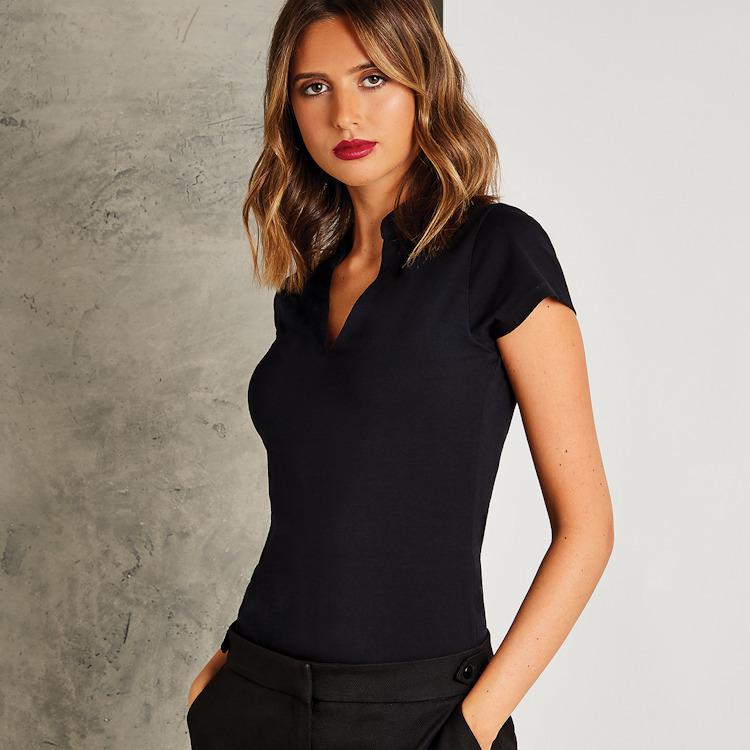 Best Workwear T-Shirts for Printing - Kustom Kit Womens Corporate T-Shirt