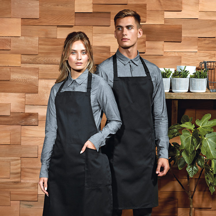 Hot New Products for Hospitality - PR120 Recycled Bib Apron