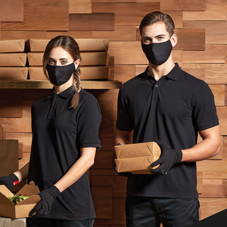 Hot New Products for Hospitality - PR995 HeiQ Viroblock Unisex Polo