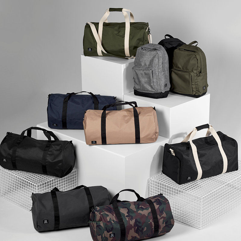 Bags in the AS Colour blank merchandise supplier spotlight.