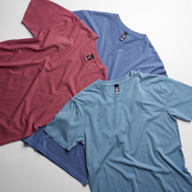 Tees for men in the AS Colour blank merchandise supplier spotlight.