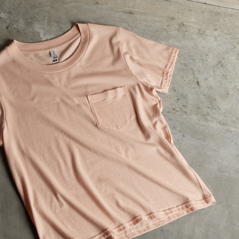 Ladies tees in the AS Colour blank merchandise supplier spotlight.