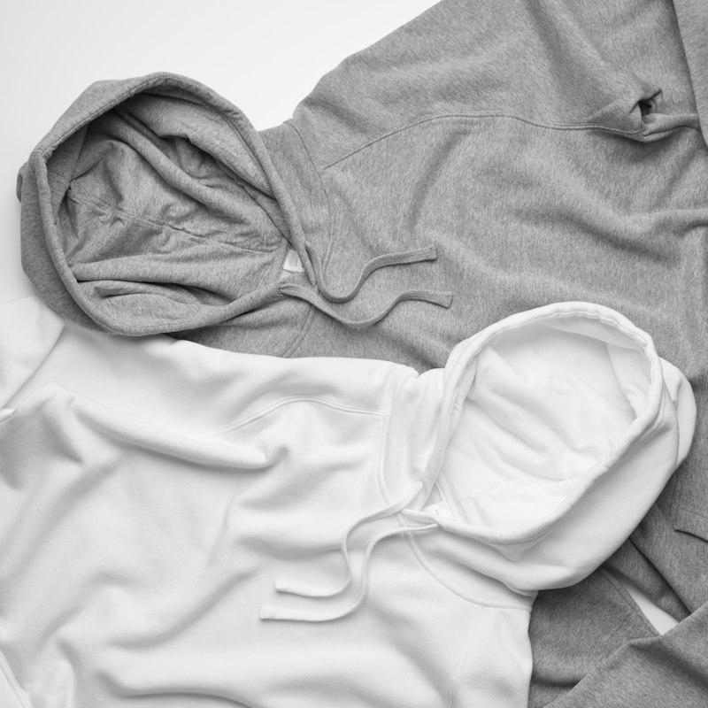 Men's hoodies in the AS Colour blank merchandise supplier spotlight.
