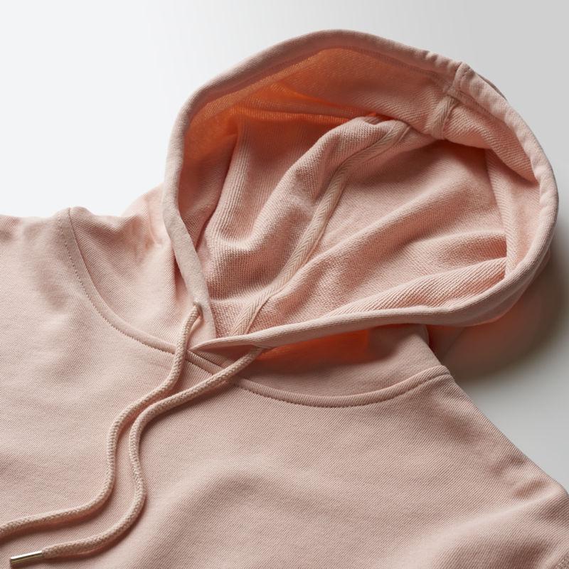 Women's hoodies in the AS Colour blank merchandise supplier spotlight.