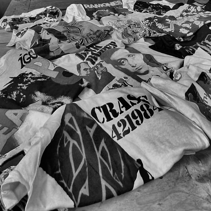 The history of the t-shirt and business.