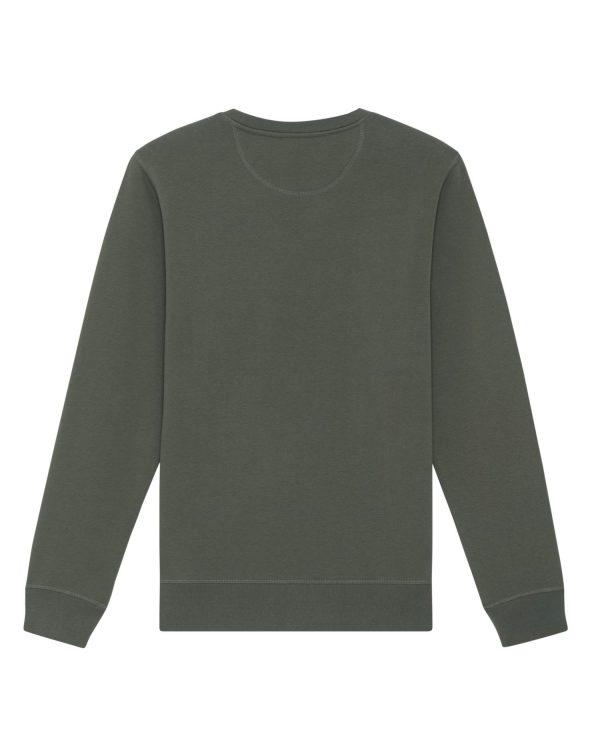 Stanley Stella Roller khaki sweatshirts.