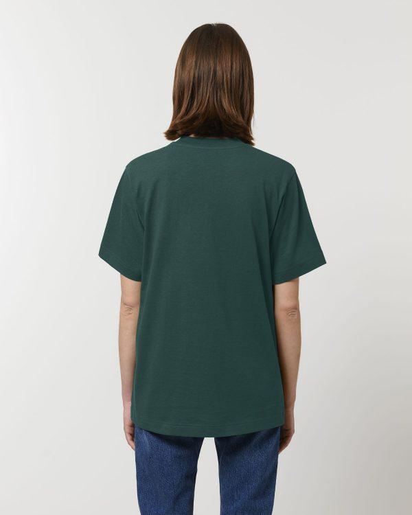 Freestyler glazed green t-shirts.